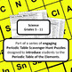 """Periodic Table of Elements Scavenger Hunt: Code to Finding """"Morse"""" Elements"""