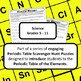 Periodic Table of Elements Scavenger Hunt: Elemental Messages