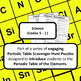 Periodic Table of the Elements Scavenger Hunt Puzzle: Elements…Everywhere!