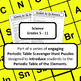 Periodic Table of the Elements Scavenger Hunt: Symbols for