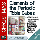 Periodic Table - Science Christmas Science Activity #Decem