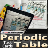 Periodic Table: Task Cards