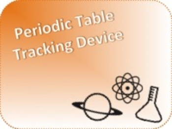 Periodic Table Tracking Device