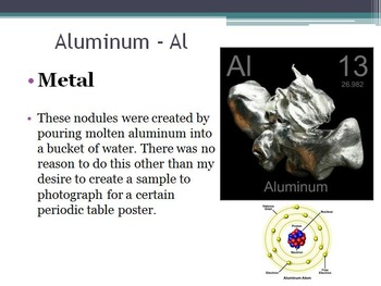 Periodic Table Unit