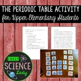 Periodic Table Upper Elementary Version