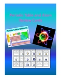 Periodic Table and Atom Review Task Cards