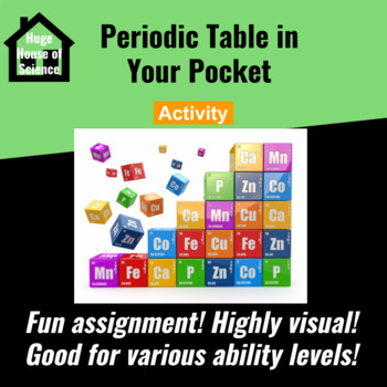Periodic Table in Your Pocket