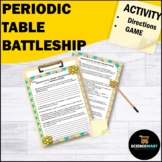 Periodic Table of Elements Game | Matter Unit | Physical Science