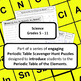 Periodic Table of Elements Scavenger Hunt Puzzle: How the Elements are Named