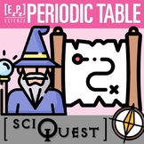 Periodic Table of Elements SciQuest Science Scavenger Hunt