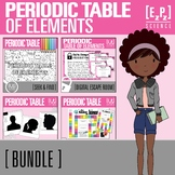 Periodic Table of Elements Science Bundle