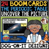 Periodic Table of Elements BOOM Cards™ Uncover the Picture