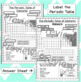 Periodic Table of Elements Worksheets and Answers