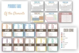 Periodic Table of the Elements Flash Cards | Chemistry | P