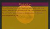 Periodican Periodic Table - Periodic Table Organization Virtual Activity