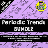 Periodicity Bundle - trends in the Periodic Table