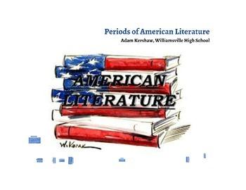 Periods of Early American Literature Prezi