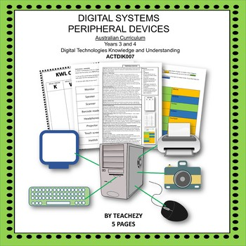 Peripheral Devices Digital Systems