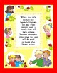 Perkilou's Percentages - Ways to Praise a Child - Kind Words Poster