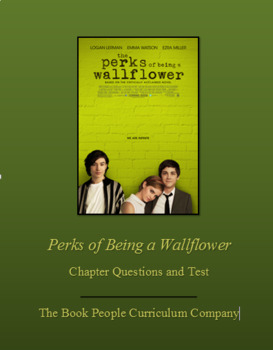 Perks of Being a Wallflower Complete Novel Study