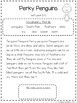 Perky Penguins: CCSS Aligned Leveled Reading Passages and