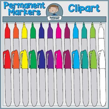 Permanent Marker Clipart