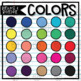 Permanent Marker Clipart Set by Bricks and Border