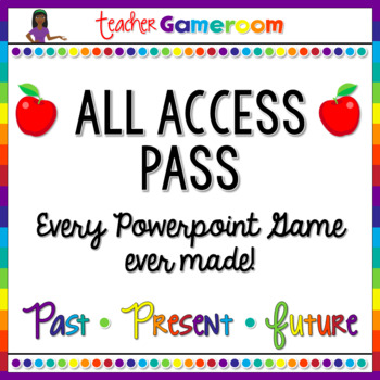 Permanent Powerpoint Game Bundle