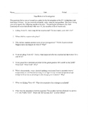Permian Extinction Animal Armageddon the Great Dying video worksheet