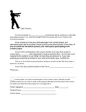 Permission For Zombie Project