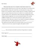 Permission Slip to Adopt Crayfish