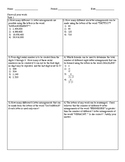 Permutation Practice Word Problems