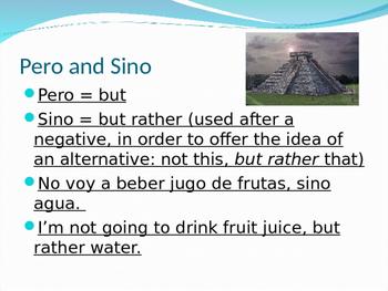 Pero and Sino