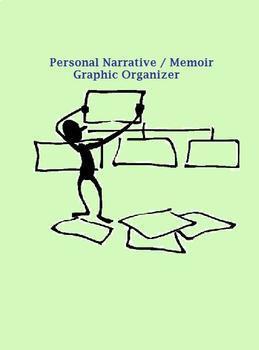 Graphic Organizer-Peronal Narrative/Memoir