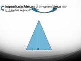 Perpendicular Bisector Introduction