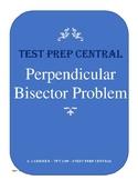 Perpendicular Bisector Problem