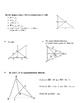 Perpendicular Bisectors in Triangles