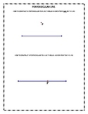 Perpendicular Line Construction - Altitudes of Triangle -