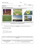 Perpendicular Lines Basic Guided Notes