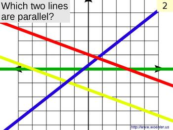 Perpendicular and Parallel Equations