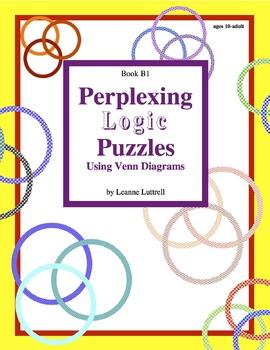 Perplexing Logic Puzzles Using Venn Diagrams B1