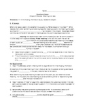 Perrine's Sound and Sense Chapter Outline - Chapter 9 Mean