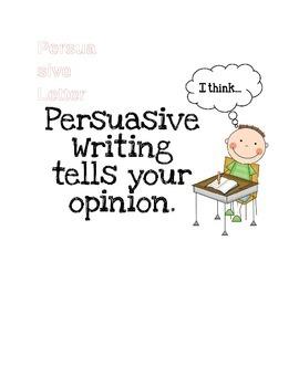 Persausive Writing