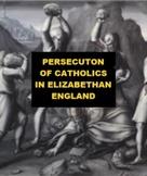 Persecution of Catholics in Elizabethan England