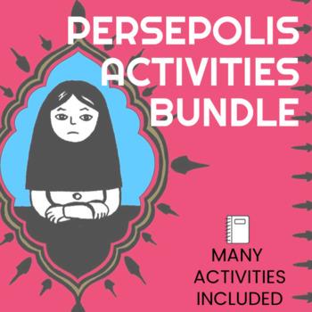 Persepolis - Bundle - LOTS of great activities!
