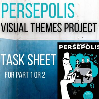 Persepolis Exploring Visual Themes Project By Educating The Heart