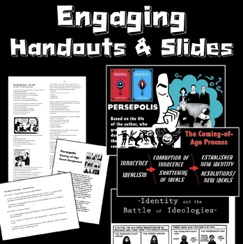 "Persepolis ""Identity and the Battle of Ideologies"" UNIT PLAN"