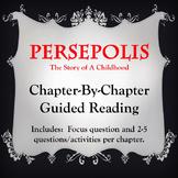 Persepolis Reading Guide