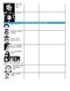 Persepolis Representation Chart