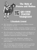 Perseus and Medusa QR Code Poetry Webquest (CCSS AND FSA aligned)